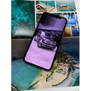 Benks VPro защитное стекло на iPhone XS/X/11 Pro ABlue New, фото №3, добавлено пользователем