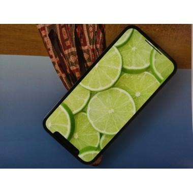 "Защитное стекло 3D на iPhone 12/12 Pro (6,1"") Vpro (green light) 0,3 мм черная рамка, фото №6, добавлено пользователем"