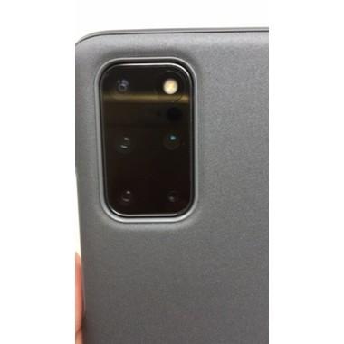 Защитное стекло на камеру для Samsung Galaxy S20 Plus, фото №3, добавлено пользователем