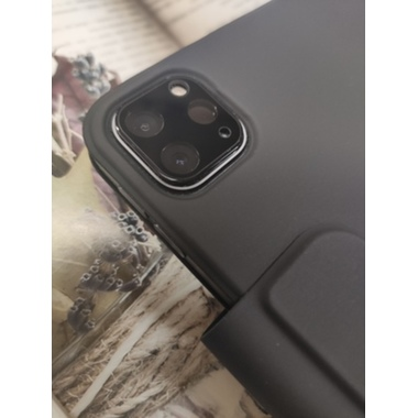 Защитное стекло на камеру для iPhone 11 Pro/ 11 Pro Max (Ver2), фото №2, добавлено пользователем