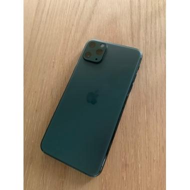 Защитное стекло на камеру iPhone 11 Pro/11 Pro Max, KR (Green) - 2 шт., фото №13, добавлено пользователем