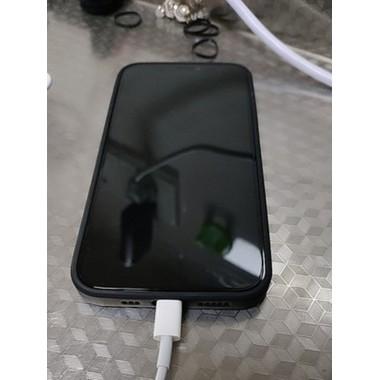 "Защитное стекло 3D на iPhone 12/12 Pro (6,1"") Vpro (green light) 0,3 мм черная рамка, фото №8, добавлено пользователем"