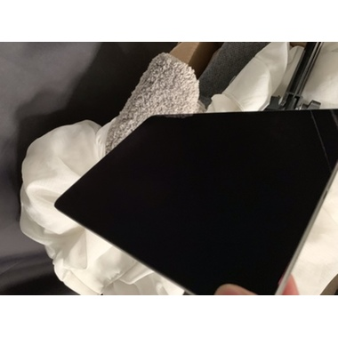 Benks Защитное стекло для iPad Pro 12,9 2018/2020/21 - OKR Anti Spy, фото №4, добавлено пользователем