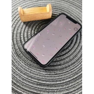 """Защитное стекло 3D на iPhone 12 mini (5,4"""") Vpro 0,3 мм черная рамка, фото №4, добавлено пользователем"""