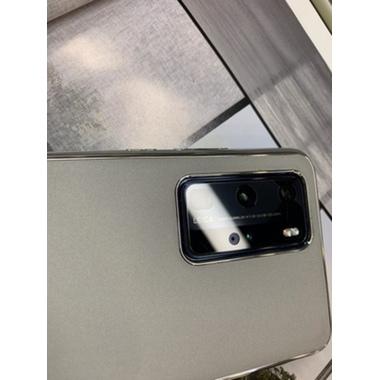 Защитное стекло для Huawei P40 Pro на камеру 2шт., серия KR, фото №5, добавлено пользователем
