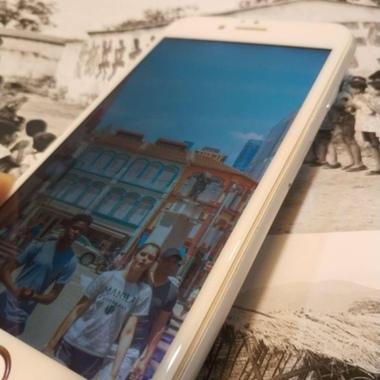 Benks Защитное стекло на iPhone 6 Plus/6S Plus белая рамка 3D King Kong, фото №2, добавлено пользователем
