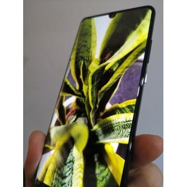 Защитное стекло для Huawei P30, Vpro 0,3 мм - черная рамка, фото №6, добавлено пользователем
