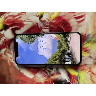 """Приватное (anti-spy) 3D защитное стекло на iPhone 12/12 Pro (6,1"""") Vpro 0,3 мм черная рамка, фото №13, добавлено пользователем"""