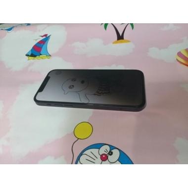 """Приватное (anti-spy) 3D защитное стекло на iPhone 12/12 Pro (6,1"""") Vpro 0,3 мм черная рамка, фото №17, добавлено пользователем"""