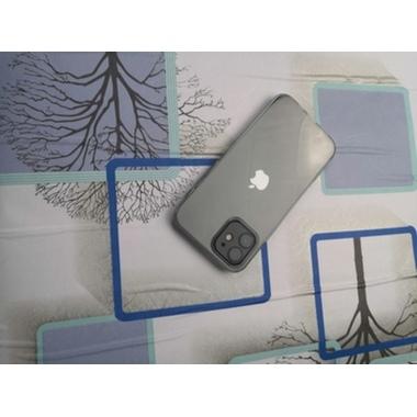 Защитное стекло на камеру для iPhone 12 с черным кантом - 1шт., фото №4, добавлено пользователем