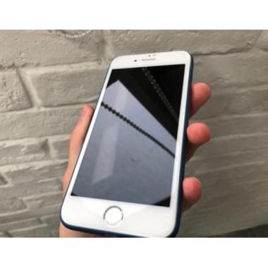 Benks матовое защитное стекло для iPhone 7/8 - белое, фото №2, добавлено пользователем