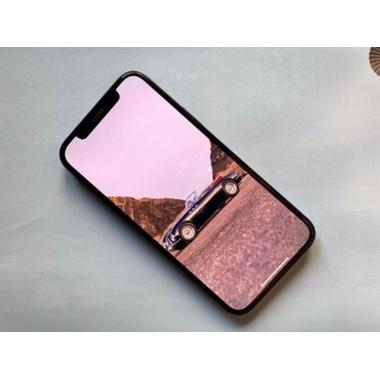 "Защитное стекло 3D на iPhone 12/12Pro (6,1"") Vpro 0,3 мм черная рамка, фото №6, добавлено пользователем"