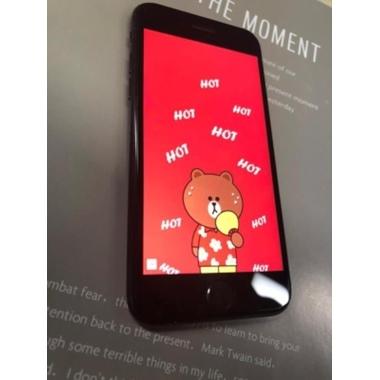 Benks Защитное стекло для iPhone SE 2020/7/8 Черное VPro, фото №17, добавлено пользователем