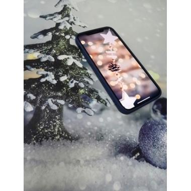 "Защитное стекло 3D на iPhone 12/12Pro (6,1"") Vpro 0,3 мм черная рамка, фото №18, добавлено пользователем"