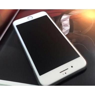 Benks Защитное стекло на iPhone 6 Plus/6S Plus белая рамка 3D King Kong, фото №6, добавлено пользователем