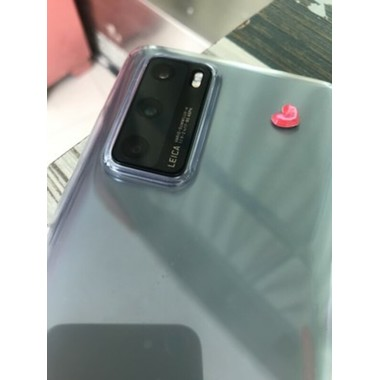 Защитное стекло для Huawei P40 на камеру 2шт., серия KR, фото №5, добавлено пользователем