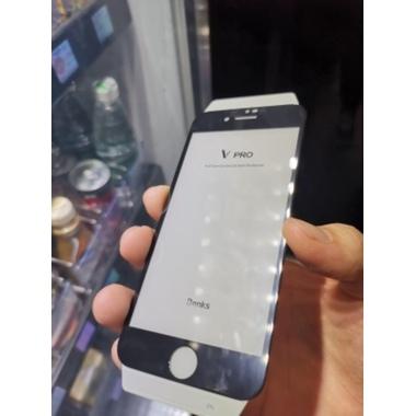 Benks Защитное стекло для iPhone SE 2020/7/8 Черное VPro, фото №16, добавлено пользователем