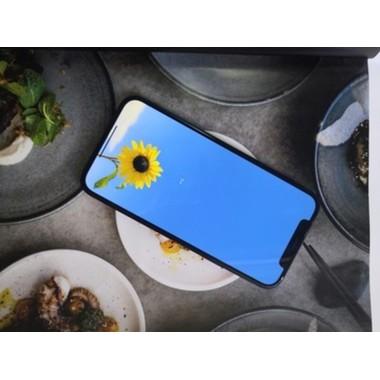 Защитное стекло на iPhone 12 Pro Max 3D Vpro 0,3 мм черная рамка, фото №6, добавлено пользователем