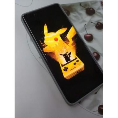 Защитное стекло для Huawei P30, Vpro 0,3 мм - черная рамка, фото №8, добавлено пользователем