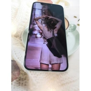 """Приватное (anti-spy) 3D защитное стекло на iPhone 12/12 Pro (6,1"""") Vpro 0,3 мм черная рамка, фото №20, добавлено пользователем"""