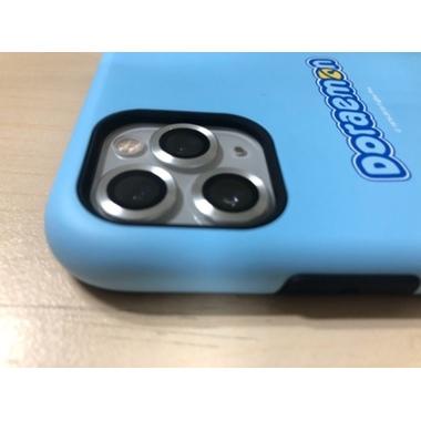 Сапфировое защитное стекло на камеру iPhone 11 Pro/11 Pro Max, мет. рамка DR (Silver) - 1шт., фото №4, добавлено пользователем