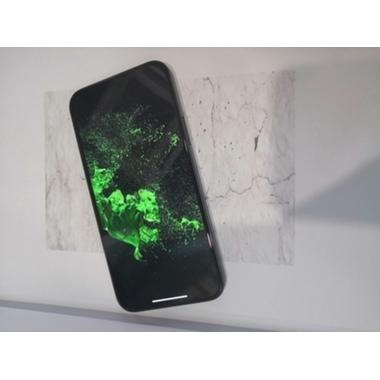 """Защитное стекло для iPhone 12/12 Pro (6,1"""") 0,23mm KR Pro 3D силиконовая рамка, фото №2, добавлено пользователем"""