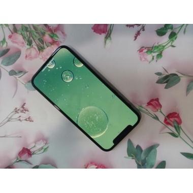 Защитное стекло iPhone 12 Pro Max 3D Vpro (green light) 0,3 мм черная рамка, фото №2, добавлено пользователем