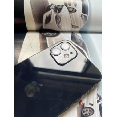 Защитное стекло на камеру для iPhone 12 с черным кантом - 1шт., фото №5, добавлено пользователем
