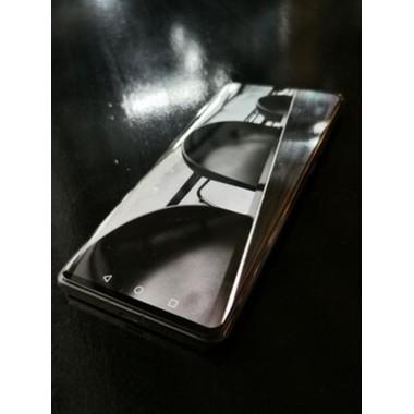 Защитное стекло для Huawei P30, Vpro 0,3 мм - черная рамка, фото №2, добавлено пользователем