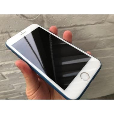 Benks матовое защитное стекло для iPhone 7/8 - белое, фото №3, добавлено пользователем