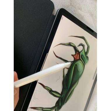 Benks матовая защитная пленка для iPad Pro 12,9 (2018/2020), фото №10, добавлено пользователем