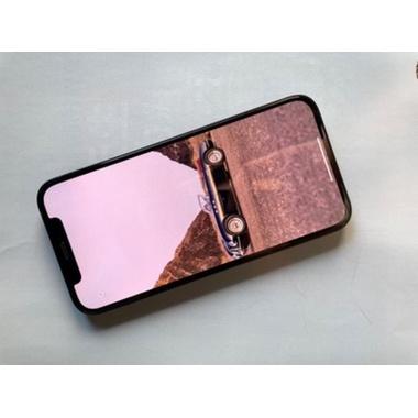 "Защитное стекло 3D на iPhone 12/12Pro (6,1"") Vpro 0,3 мм черная рамка, фото №5, добавлено пользователем"