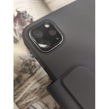 Защитное стекло на камеру для iPhone 11 Pro/ 11 Pro Max (Ver2), фото №3, добавлено пользователем