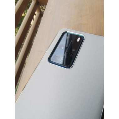 Защитное стекло для Huawei P40 Pro на камеру 2шт., серия KR, фото №12, добавлено пользователем