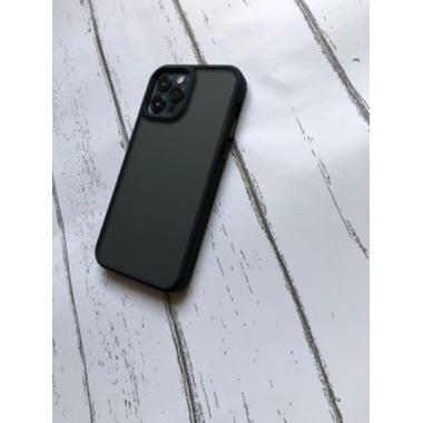 Защитное стекло на камеру для iPhone 12Pro Max с черным кантом - 1шт., фото №10, добавлено пользователем