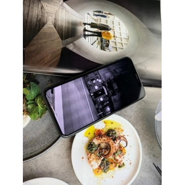Benks VPro защитное стекло на iPhone Xs Max/11 Pro Max Anti Blue Light, фото №2, добавлено пользователем