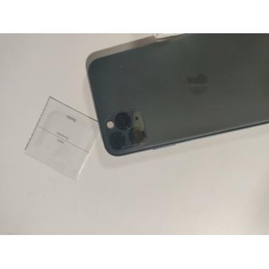 Защитное стекло на камеру iPhone 11 Pro/11 Pro Max, KR (Green) - 2 шт., фото №10, добавлено пользователем