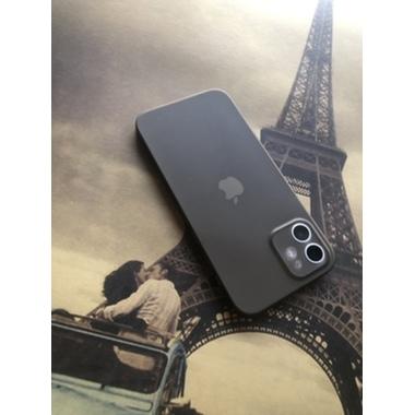 Benks чехол для iPhone 12/12 Pro - M. Smooth черный, фото №2, добавлено пользователем