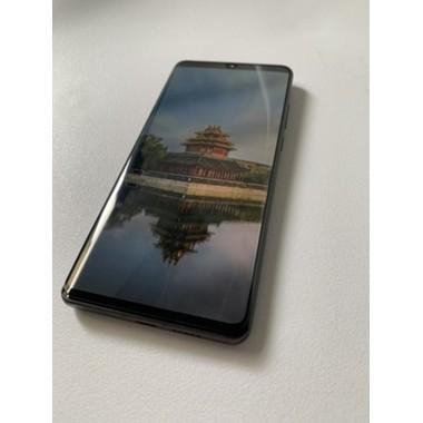 Защитное стекло для Huawei P30, Vpro 0,3 мм - черная рамка, фото №4, добавлено пользователем