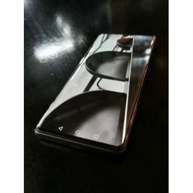 Защитное стекло для Huawei P30, Vpro 0,3 мм - черная рамка, фото №3, добавлено пользователем