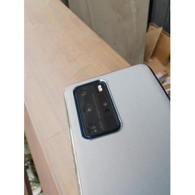 Защитное стекло для Huawei P40 Pro на камеру 2шт., серия KR, фото №13, добавлено пользователем