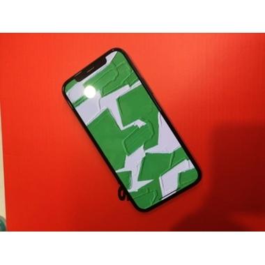 Защитное стекло iPhone 12 Pro Max 3D Vpro (green light) 0,3 мм черная рамка, фото №5, добавлено пользователем