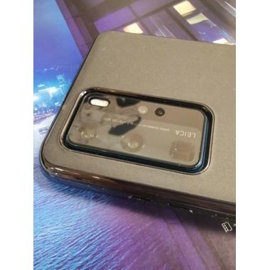 Защитное стекло для Huawei P40 Pro на камеру 2шт., серия KR, фото №7, добавлено пользователем