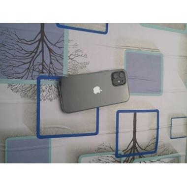 Защитное стекло на камеру для iPhone 12 с черным кантом - 1шт., фото №3, добавлено пользователем