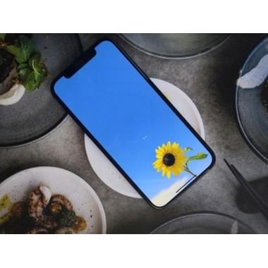 Защитное стекло на iPhone 12 Pro Max 3D Vpro 0,3 мм черная рамка, фото №5, добавлено пользователем
