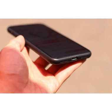 Benks VPro  матовое защитное стекло на iPhone XS/X/11 Pro - 0.3 mm, фото №5, добавлено пользователем