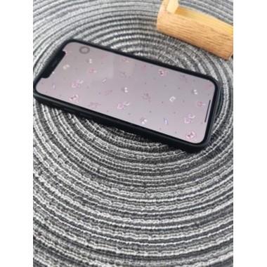 """Защитное стекло 3D на iPhone 12 mini (5,4"""") Vpro 0,3 мм черная рамка, фото №5, добавлено пользователем"""