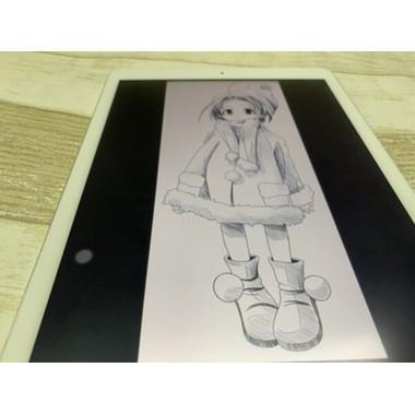 Benks матовая защитная пленка для iPad 10,2 (2019), фото №6, добавлено пользователем
