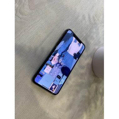 "Защитное стекло 3D на iPhone 12/12Pro (6,1"") Vpro 0,3 мм черная рамка, фото №3, добавлено пользователем"