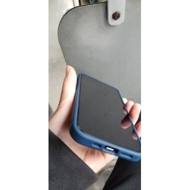 "Защитное стекло 3D на iPhone 12/12Pro (6,1"") Vpro 0,3 мм черная рамка, фото №15, добавлено пользователем"